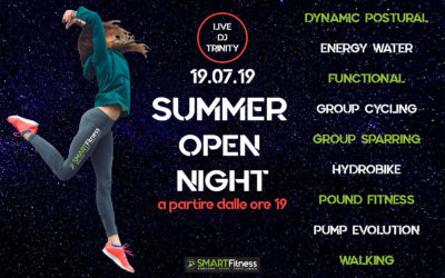 Summer Open Night 19-07-2019 con DJ Set
